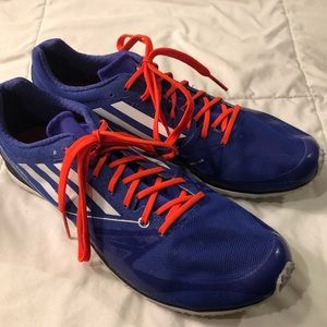 Adidas Track Middle distance spike shoe